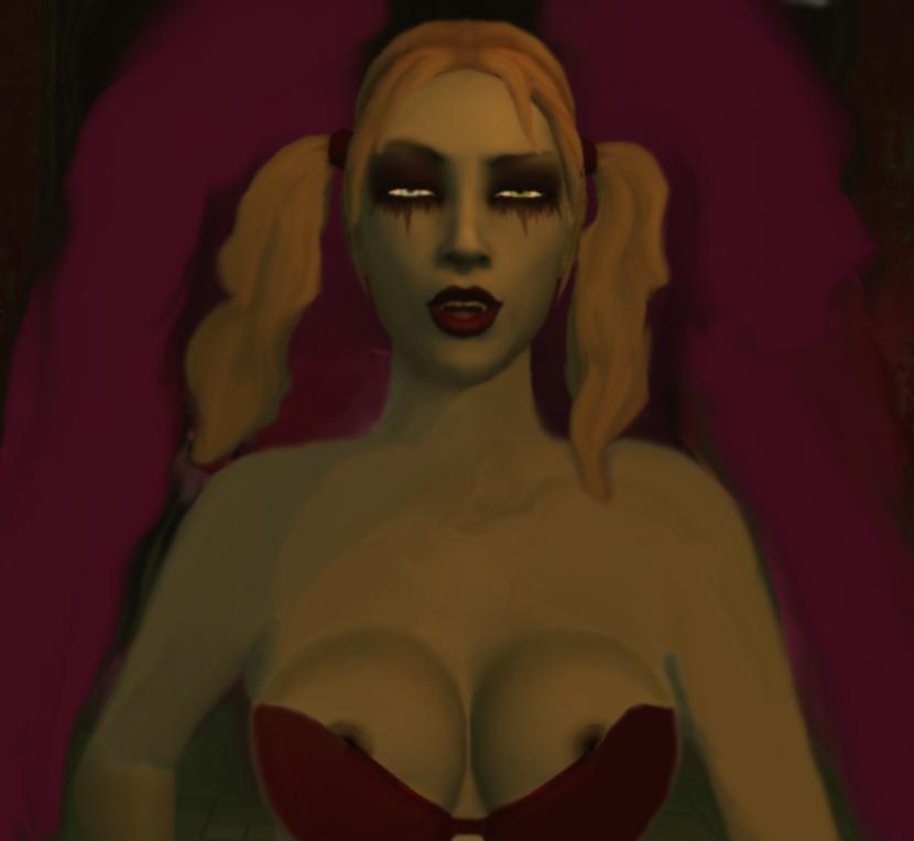 bloodlines vampire venus masquerade the Clash of clans porn gif