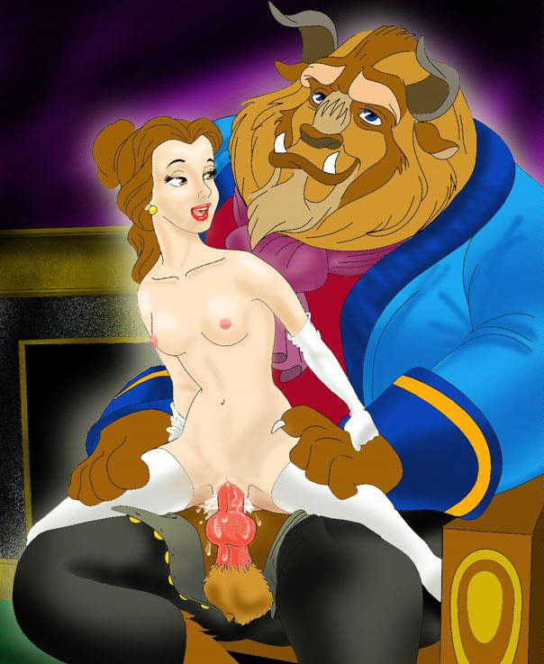 the beauty nude and belle beast Art c sakimichan tumblr com