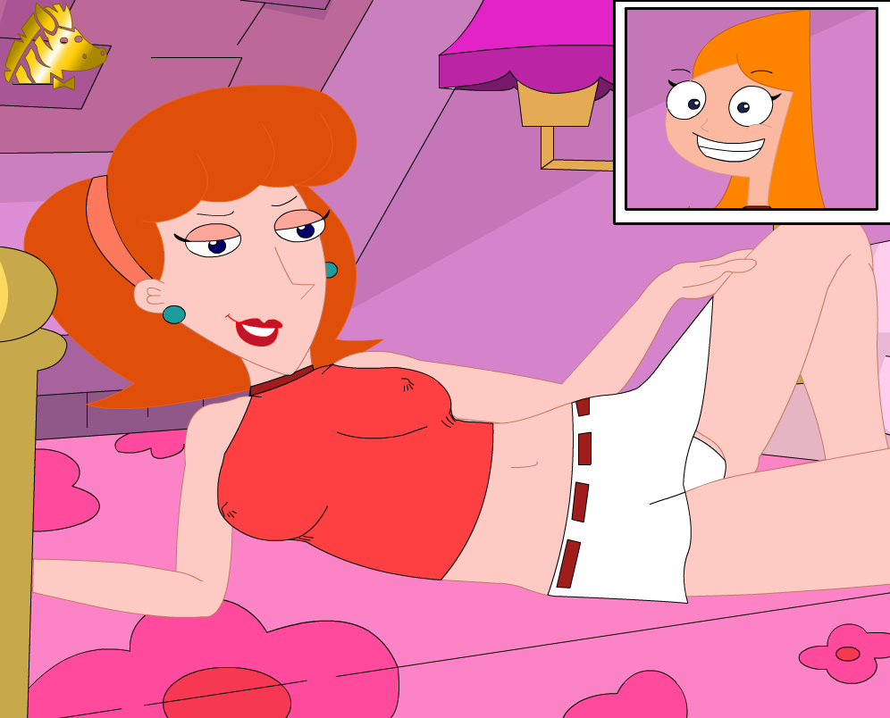 and candace phineas naked ferb F is for family sex