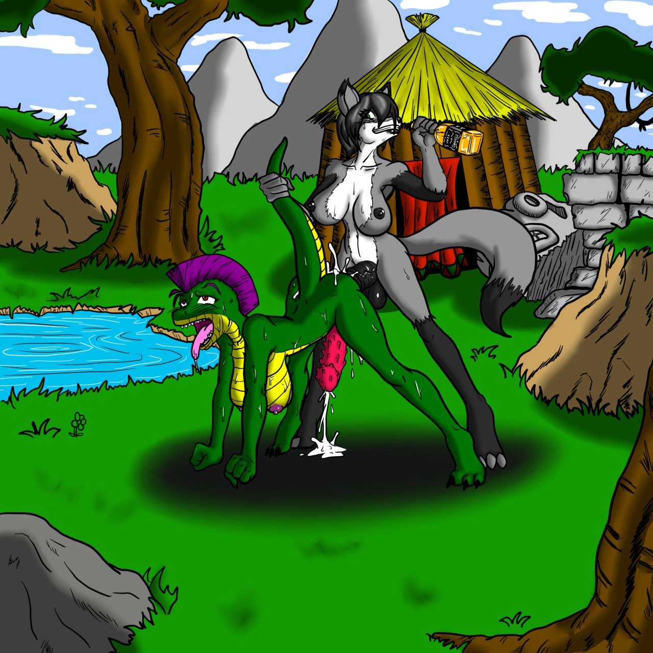 sekiro of o rin water What is yee dinosaur from