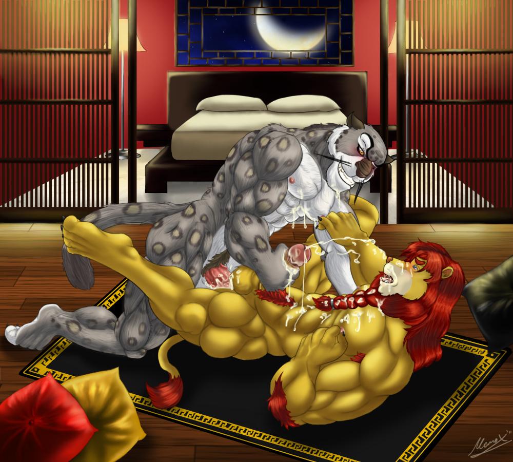 fu panda porn viper kung Twin star exorcists