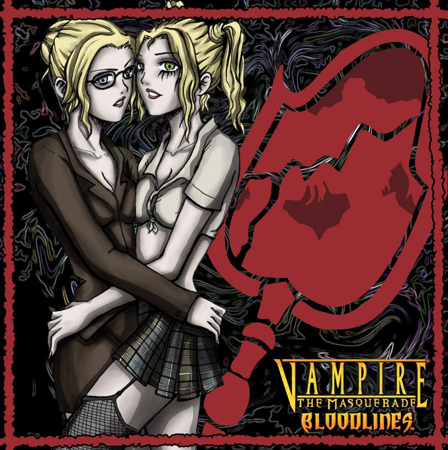the venus bloodlines vampire masquerade My little pony twilight xxx