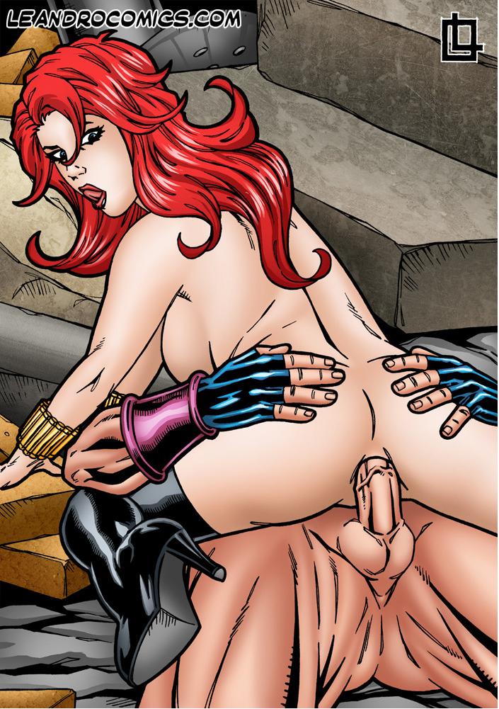 xxx black hulk and widow Final fantasy brave exvius mercedes