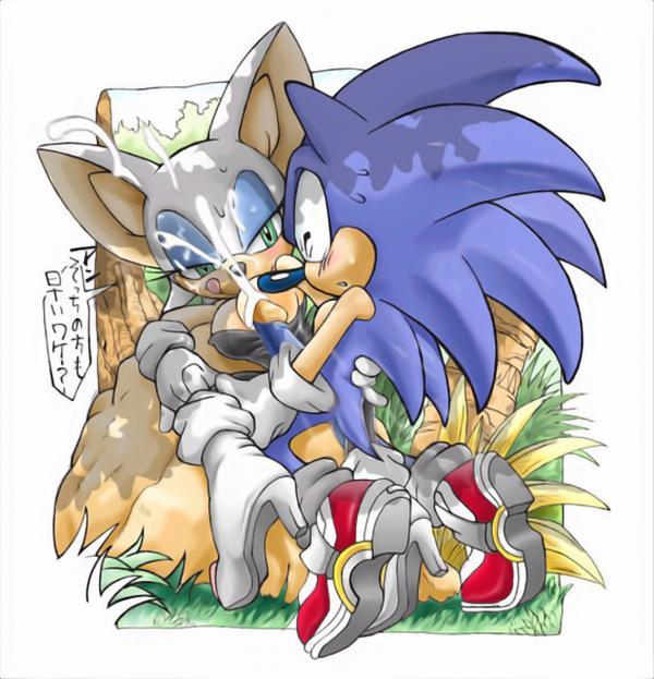 rouge and x topaz sonic King and diane seven deadly sins