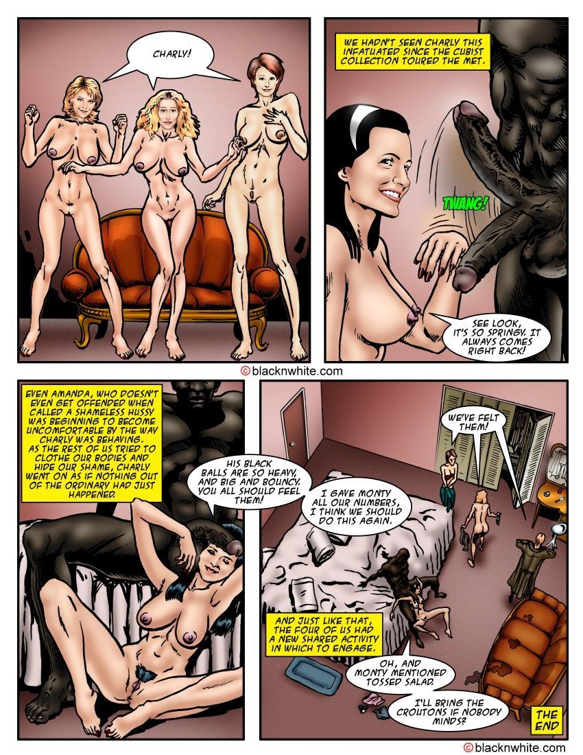 ladybug noir sex and chat Raven x starfire x jinx