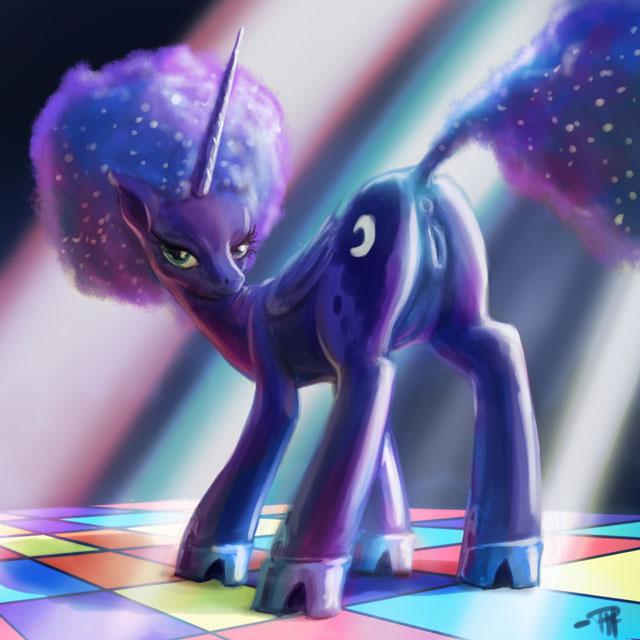 my skystar princess little pony Nande koko ni sensei ga cap 1
