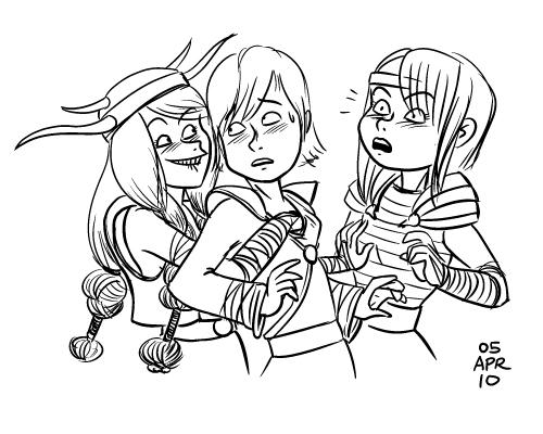 akali get infernal to how Diablo 3 female demon hunter