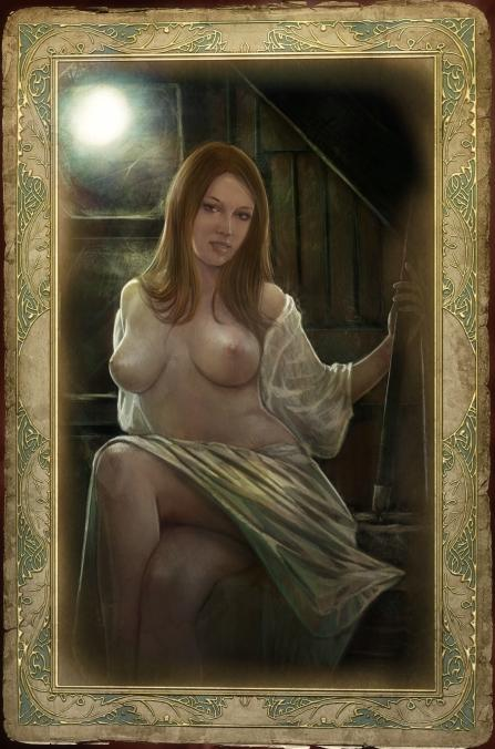 3 triss nude witcher the Hanna is not a boy's name zombie