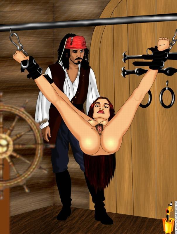 the pirates of caribbean bo'sun Assassin's creed odyssey