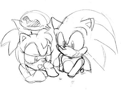 werehog sonic and werefox the the tails Rick and morty unity porn