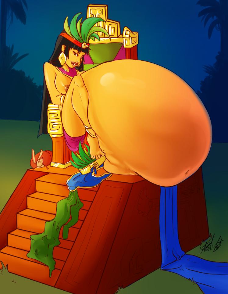 dorado from chel to el road Mario and peach have sex
