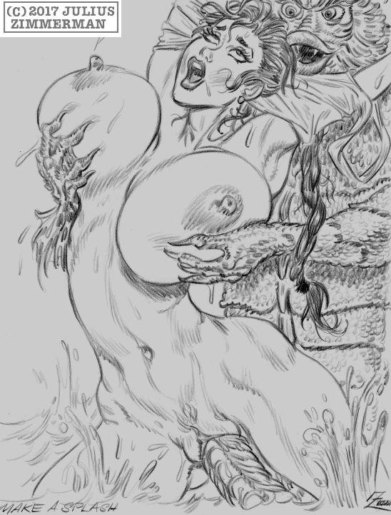 creature shelby lake the from Naruto x kushina love fanfiction