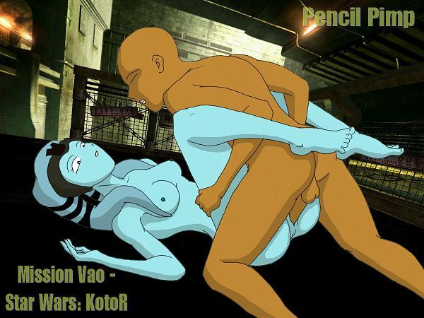 the t3m4 of knights old republic Dragon ball z krillin and 18