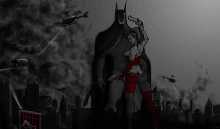 city catwoman batman nude arkham Machine-doll wa kizutsukanai