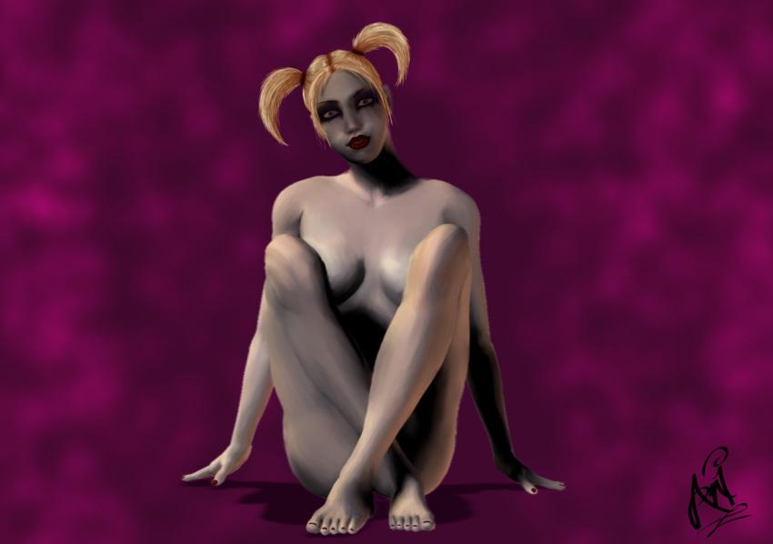 nude the vampire masquerade bloodlines Madan_no_ou_to_vanadis