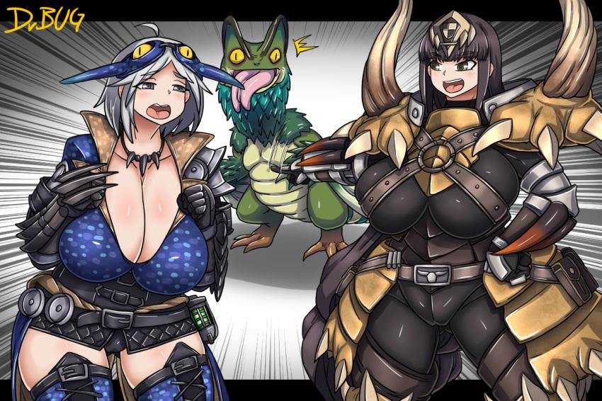 hunter deviljho armor world monster Darling in the franxx franxx designs