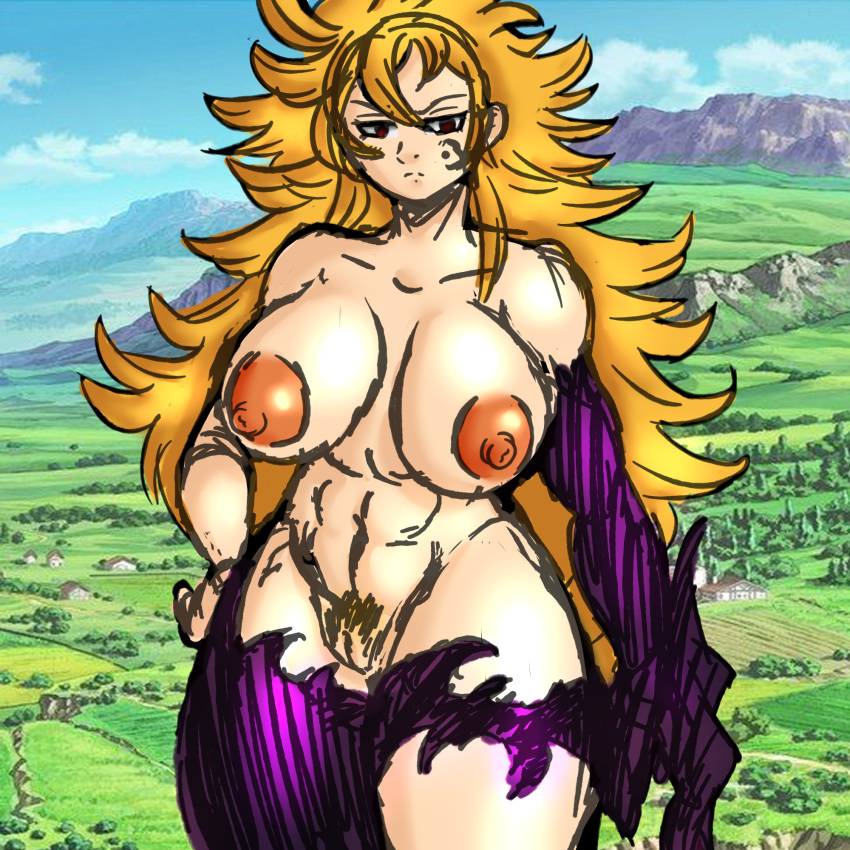 seven deadly sins the naked These aren t my glasses balls