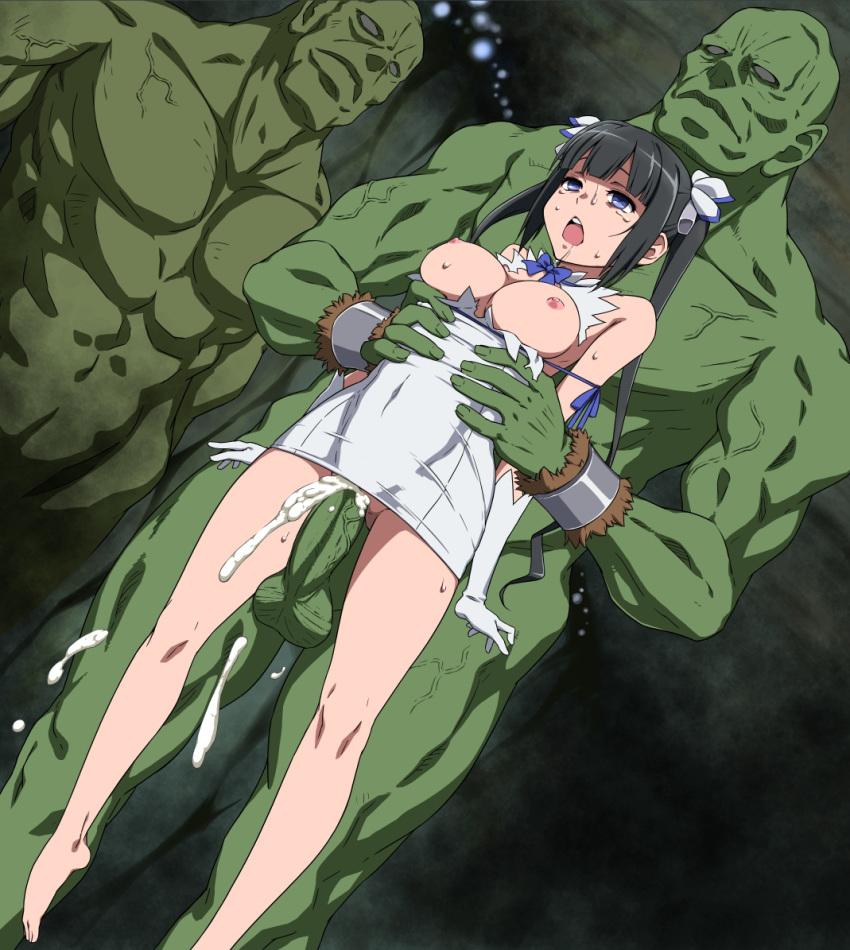deai motomeru o machigatte myth familia ni wa dungeon iru darouka: no The legend of korra kai