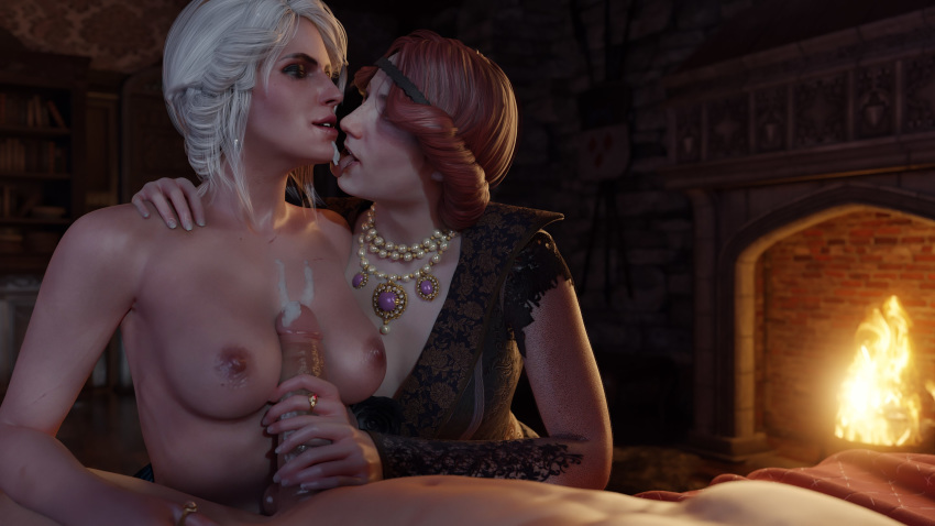 3 the witcher nude triss My little pony sex gif
