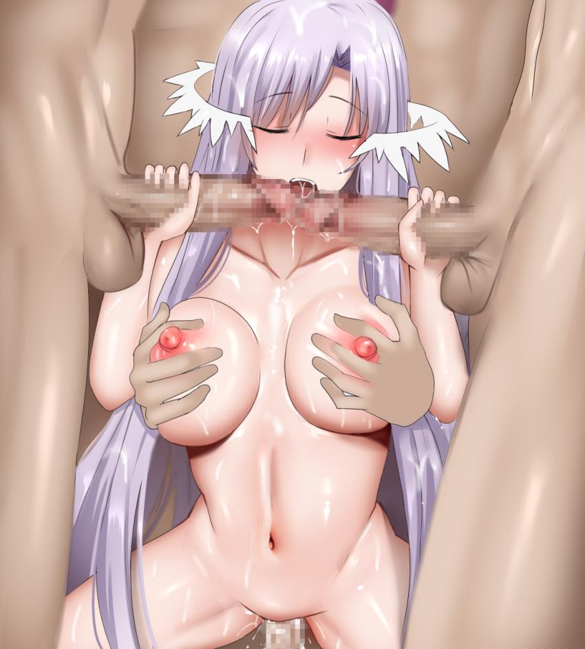 sword art online quinella naked Tsujidou-san no virgin road