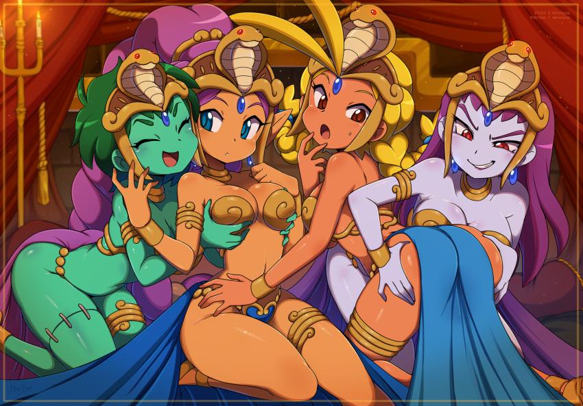 mod shantae and the curse pirate's Ms. kobayashi's dragon maid