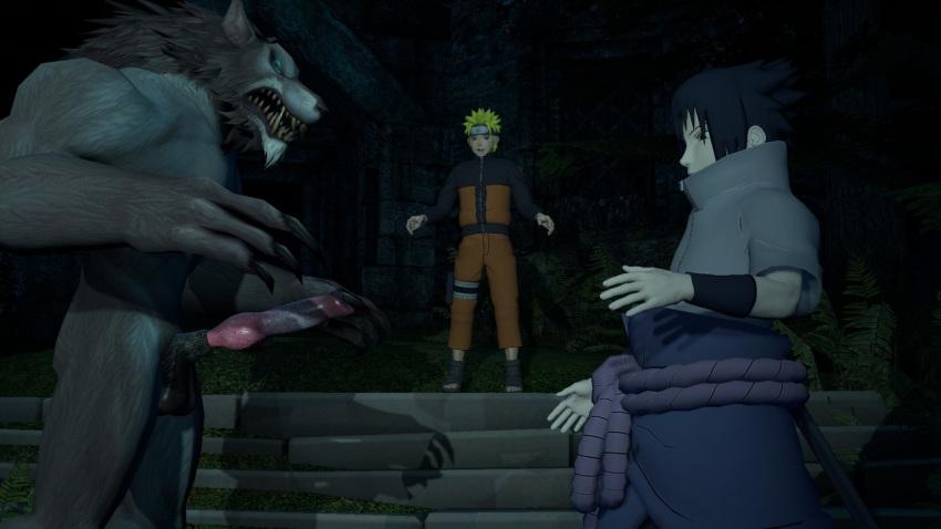 fanfiction naruto a is werewolf Dungeon ni deai wo motomeru no wa machigatteiru darou ka